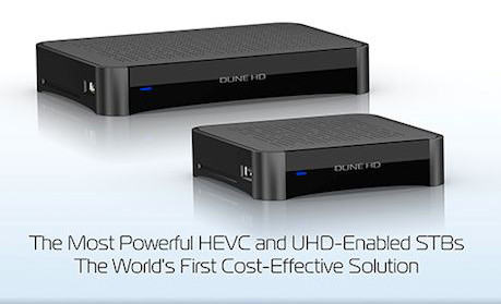 The Most Powerful HEVC and Ultra HD (UHD)-Enabled STBs. The World's First Cost-Effective Solution