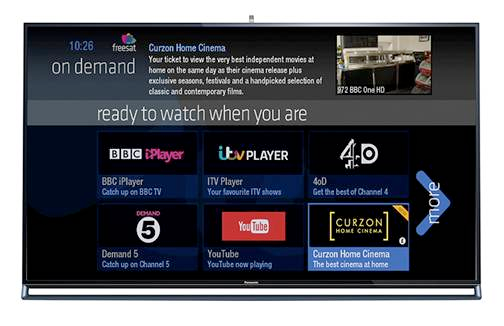 Freesat-Curzon Home Cinema