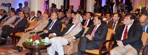 Digital TV inauguration ceremony held in Kabul Serena Hotel