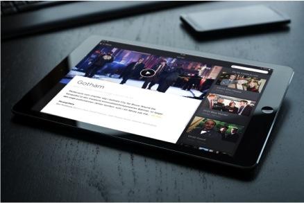Canal Digital iPad app_Powered by Xstream
