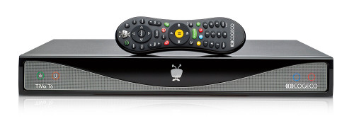 Cogeco Cable TiVo Box