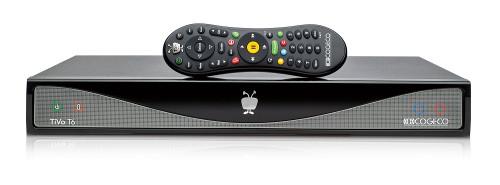 Cogeco Cable TiVo Box