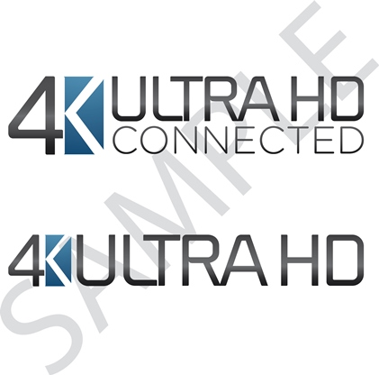 CEA 4K Ultra HD Sample Logo