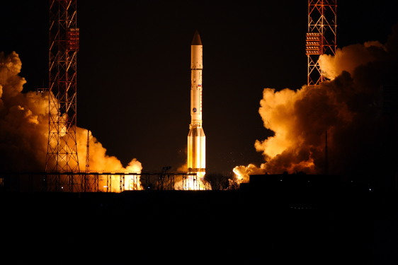Astra 2G launch (Photo: ILS)