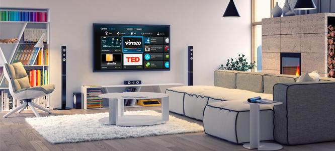Opera TV on Android TVs