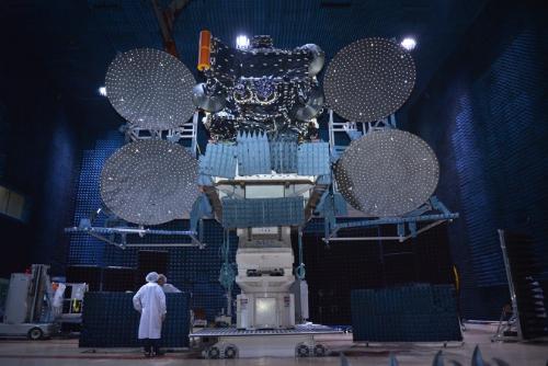 SSL-built Star One C4 satellite was successfully launched (PRNewsFoto/SSL)