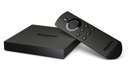 Fire TV with Voice Remote