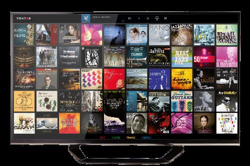 Voxtok Music for TV Mosaic