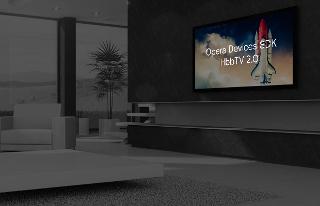 Opera Devices SDK HbbTV 2.0