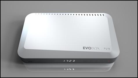 EVOBOX PVR top