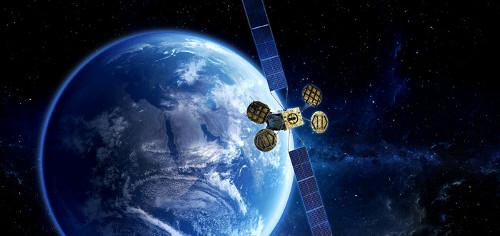 EUTELSAT 8 West B satellite