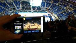 LTE-Broadcast - Basketball 1