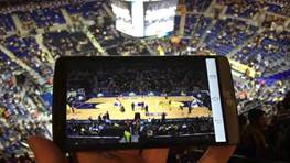 LTE-Broadcast - Basketball 2