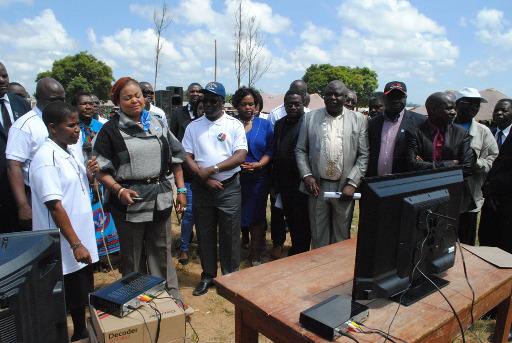 Malawi Digital Television Launch