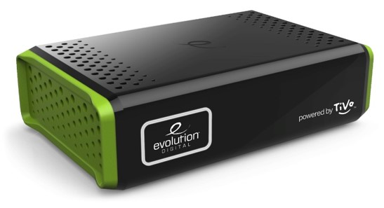 eBOX powered by TiVo