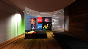 Com Hem Play VR meny