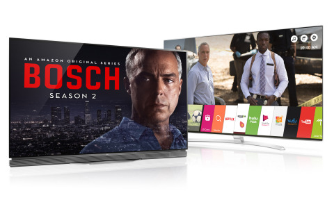 Dolby Vision content from Amazon Video available to Dolby Vision enabled LG Electronics customers
