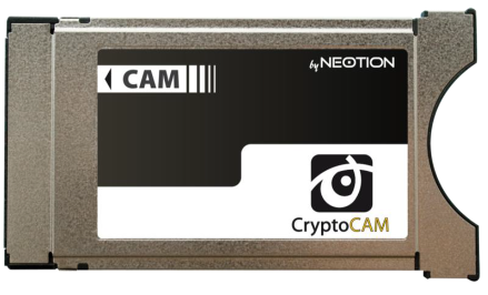 NEOTION Cryptoguard CAM