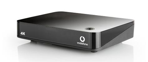 Vodafone Portugal launches UHD/4K set-top box | Digital TV News
