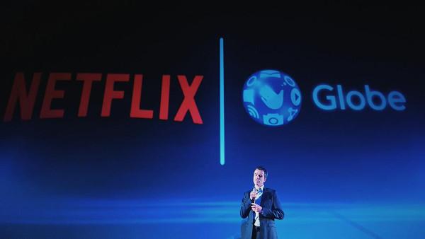 Netflix Globe Telecom - Tony Zameczkowski