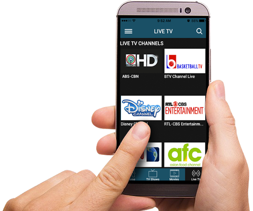 Sky Cable Mobile App