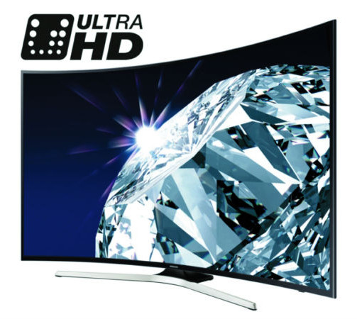 Samsung-Digital Europe UHD TV
