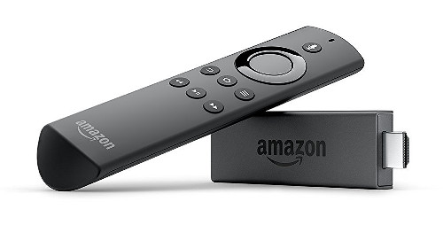 The all-new Amazon Fire TV Stick with Alexa Voice Remote