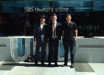 Rohde & Schwarz-Seoul Broadcasting System Project Team
