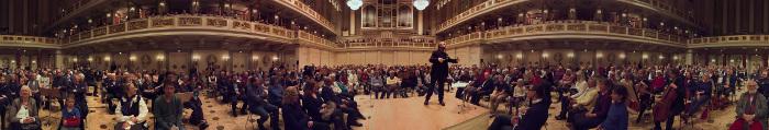 OMNICAM360 Konzerthaus 360°