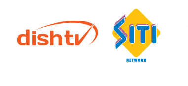 SITI Cable and Dish TV India logos