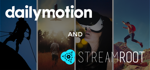 Dailymotion and Streamroot