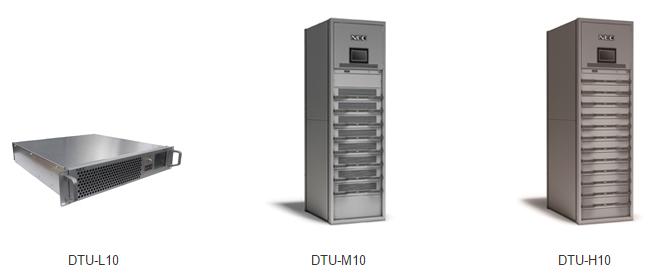 NEC Transmitters - DTU-L10, DTU-M10, DTU-H10