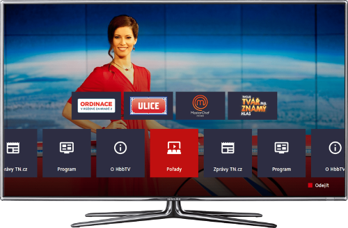 TV Nova HbbTV 1