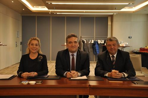 TİAK and Kantar Media - Turkey Contract Signing