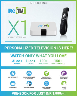 ReTV X1