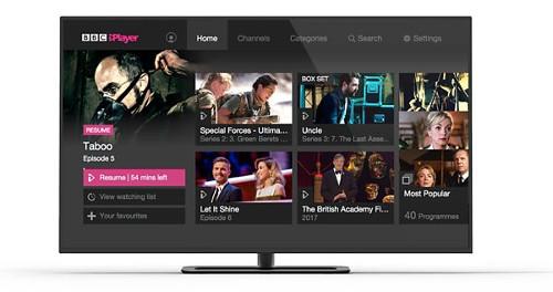 BBC iPlayer - Smart TV