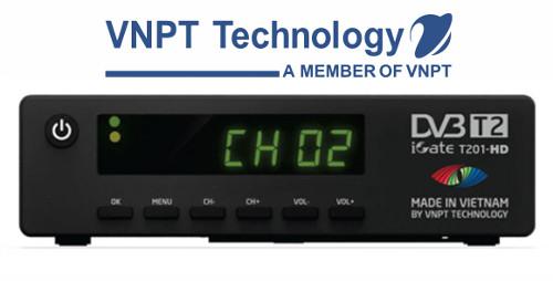 VNPT DVB-T2 DTT receiver