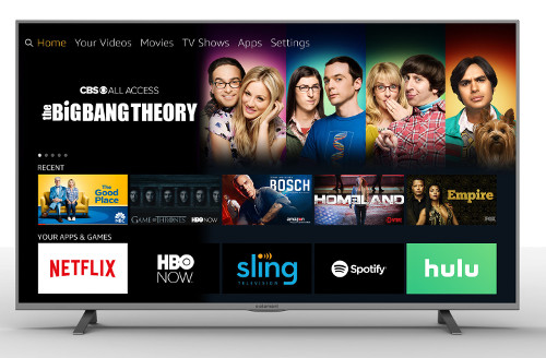 Amazon Fire TV Edition Smart TV