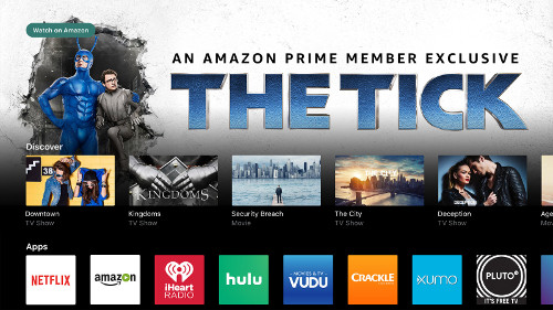 VIZIO SmartCast TV Adds Amazon Video For Quick Access to Thousands of Movies and TV Episodes. Users Can Effortlessly Access Content Directly On the Display Via Dedicated Amazon Video Remote Button