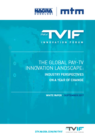 The Global Pay-TV Innovation Landscape Industry 2017
