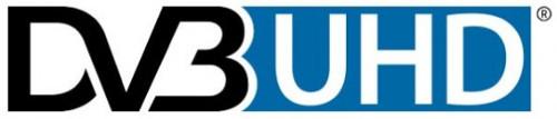 DVB Project's DVB UHD logo