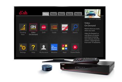DISH Network Hopper Duo DVR