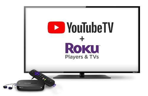 YouTube TV - Roku