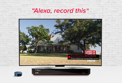 DISH Hopper - Alexa, Record This!