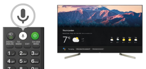 Google Assistant on Sony Android TVs