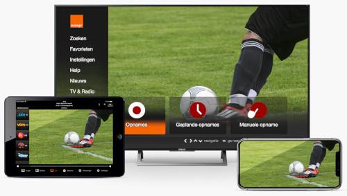 Orange-Zappware Belgium