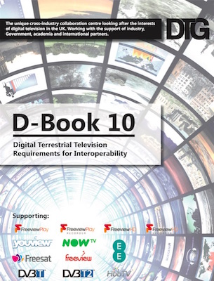 DTG - D-Book 10 Conformance Test Suites