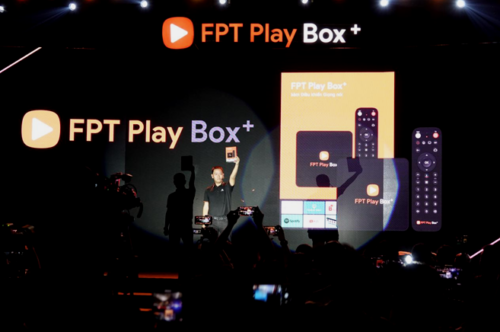FPT Play Box+ launch
