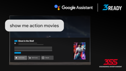 Google Assistant 3SS