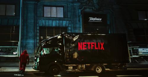 Netflix-Telefónica